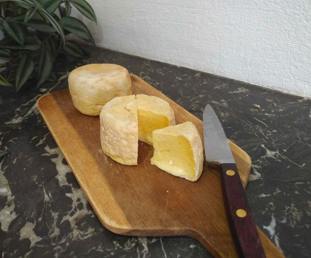 Recette comment faire du camembert maison