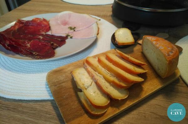 faire du fromage à raclette maison
