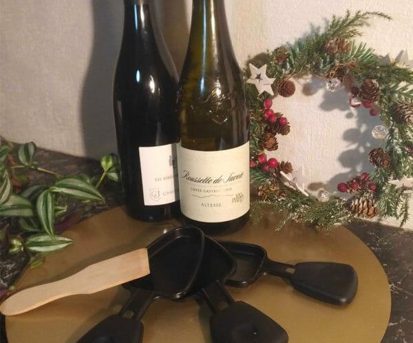 lapetitecave les 2 meilleurs vins avec la raclette