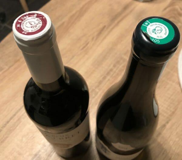 lire une etiquette de vin facilement